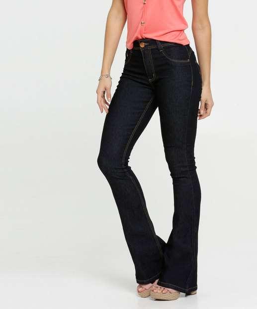 Image_Calça Jeans Flare Feminina Biotipo