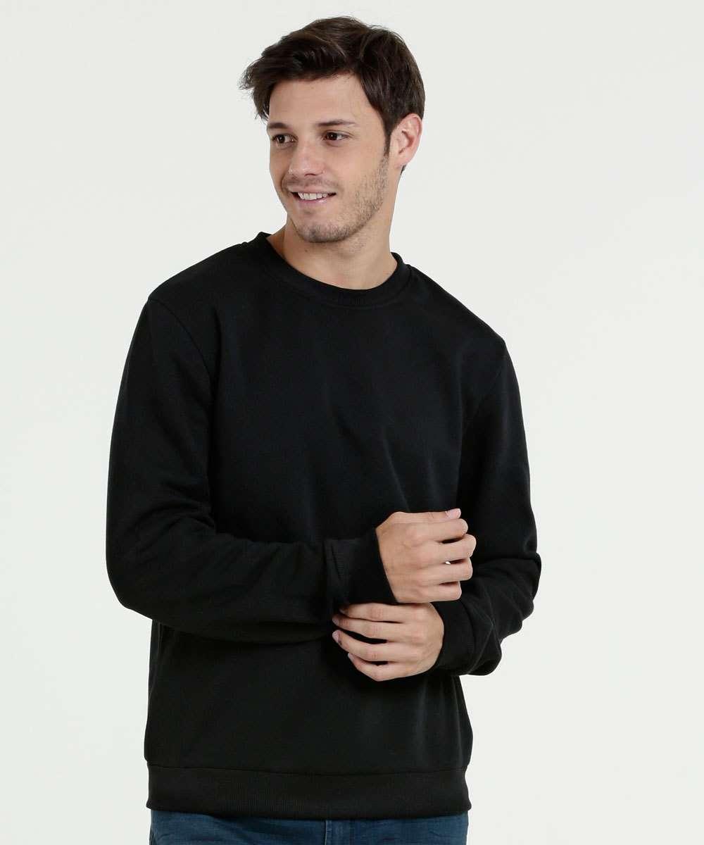 Blusão Masculino Moletom Mr