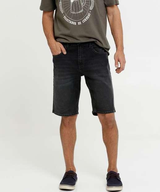 Image_Bermuda Masculina Jeans Bolsos MR