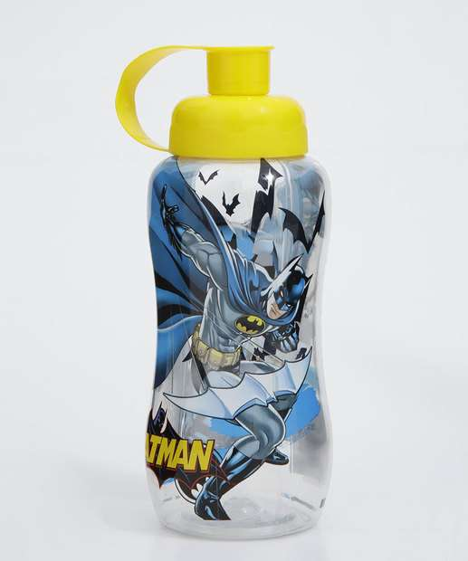 Image_Garrafa Squeeze Infantil Estampa Batman Liga da Justiça 550ml