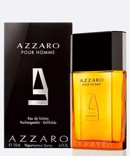 Image_Perfume Masculino Azzaro Pour Homme - Eau de Toilette 30ml