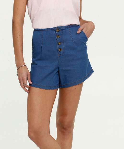Image_Short Feminino Jeans Bolsos Marisa