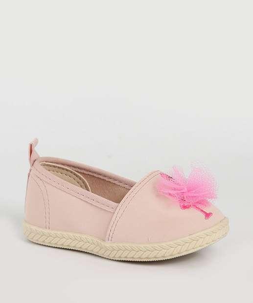 Image_Sapatilha Infantil Alpargata Flamingo Molekinha 2116125