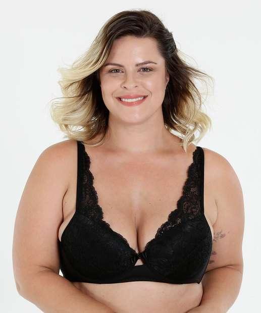 Image_Sutiã Feminino Base Renda Plus Size Marisa