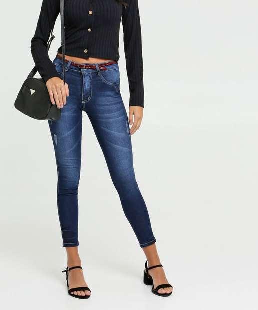 Image_Calça Jeans Stretch Cigarrete Feminina Puídos Biotipo