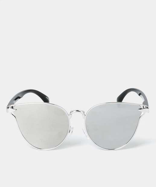 Image_Óculos Feminino de Sol Gateado Espelhado Marisa
