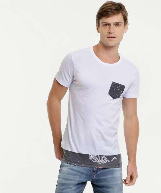 Image_Camiseta Masculina Recorte Bolso Manga Curta Rock & Soda