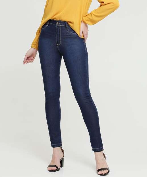 Image_Calça Jeans Skinny Feminina Sawary