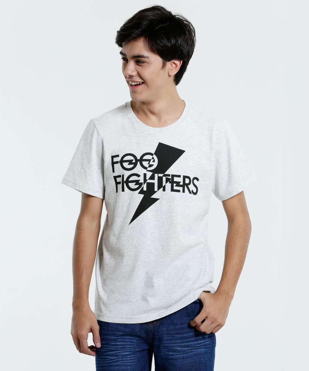 Camiseta Juvenil Estampa Frontal Marisa