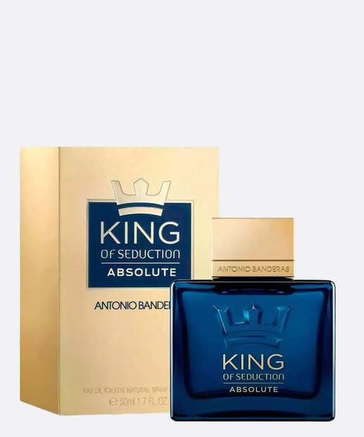 Image_Perfume King Of Seduction Absolute Collector Masculino Antonio Banderas 50ml