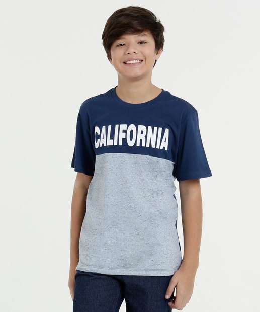 Image_ Camiseta Juvenil Estampa Frontal Marisa