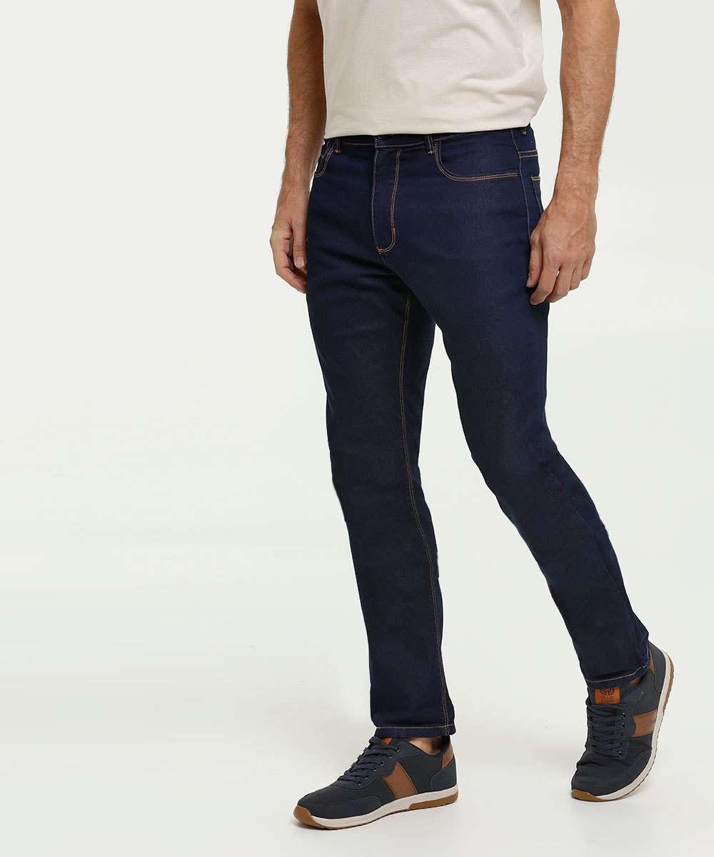 Calça Masculina Jeans Stretch Slim MR