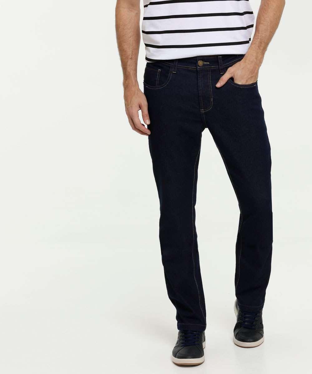 Calça Masculina Slim Jeans Marisa