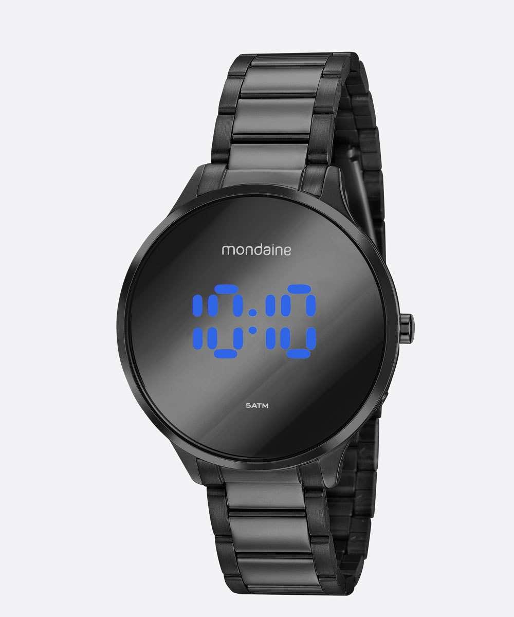 Relógio Feminino Digital Mondaine 32060LPMVPE3