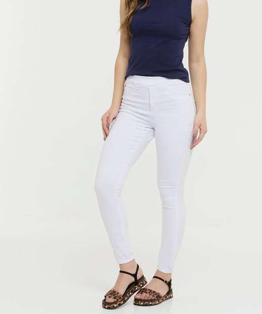 Image_ Calça Legging Feminina Bolsos Zune Jeans