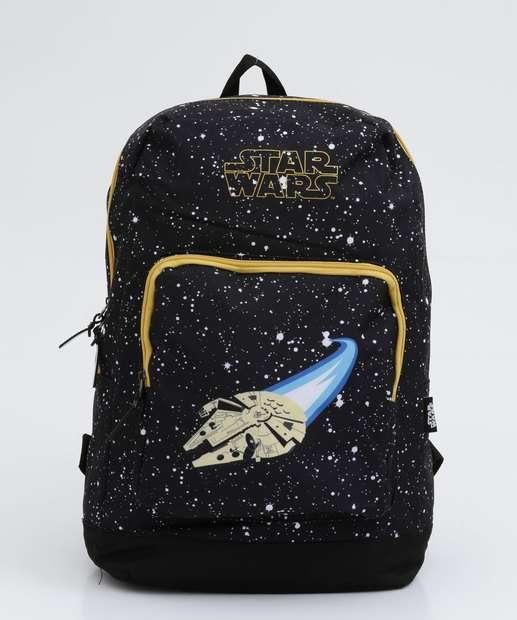 Image_Mochila Masculina Estampa Star Wars Disney