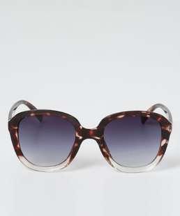 Moda feminina óculos lente preto cinza feminino twik - Multiplace 350aad2b5a