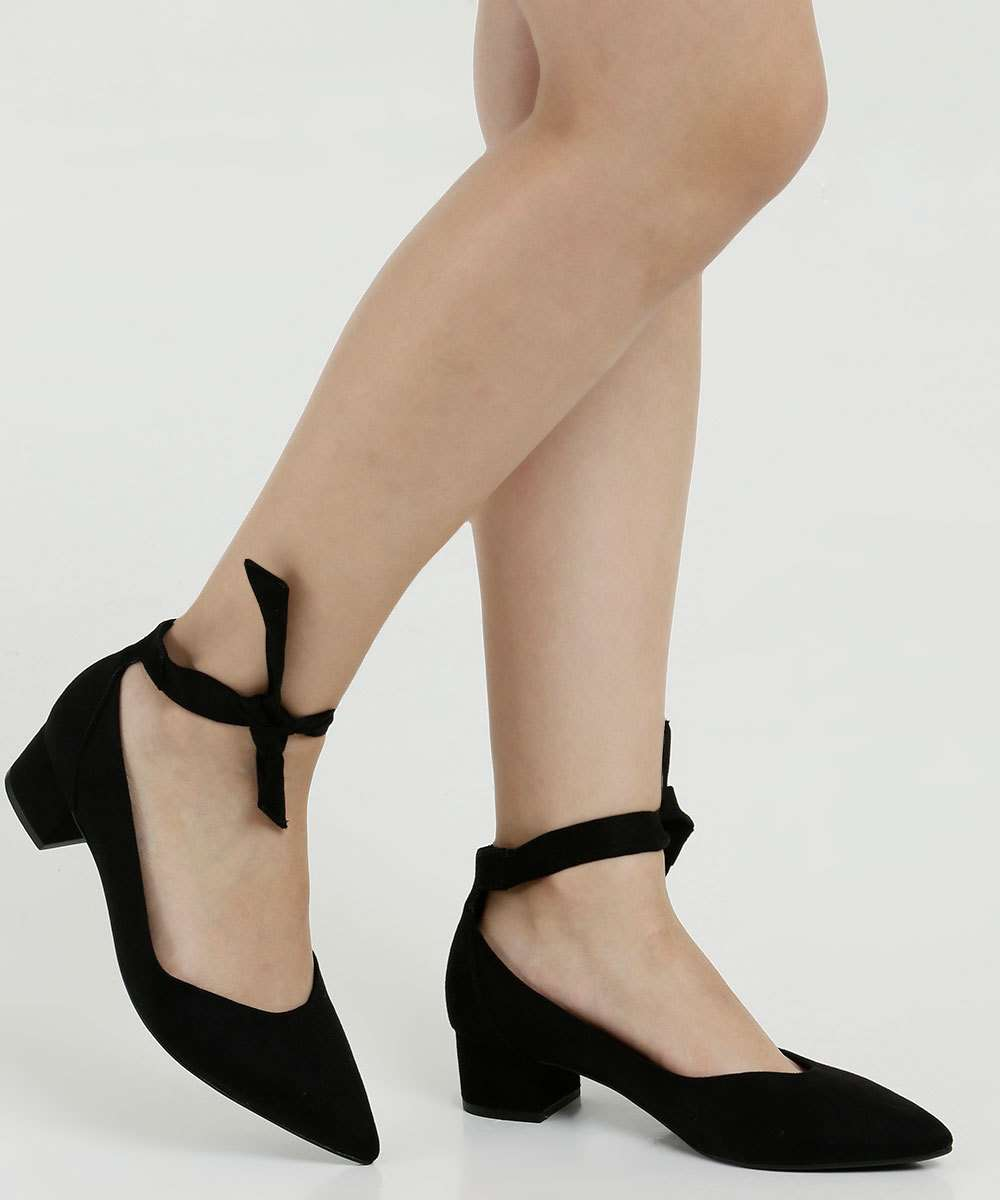 Scarpin Feminino Bico Fino Bebecê 3613777