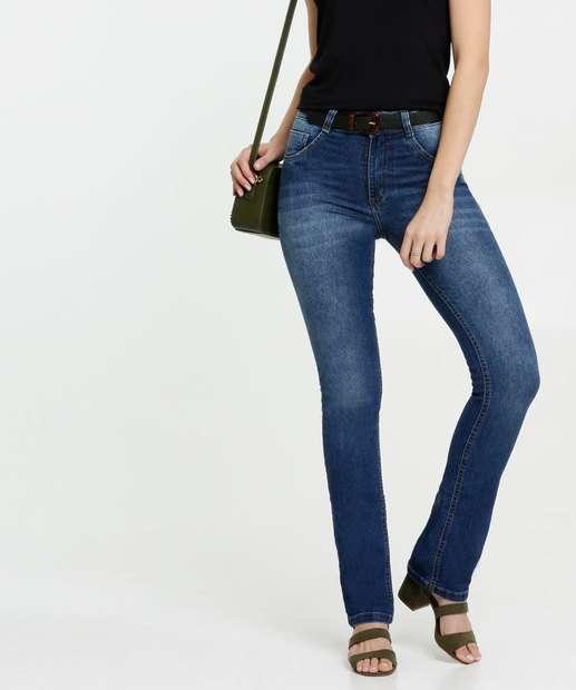 Image_Calça Feminina Jeans Boot Cut Biotipo
