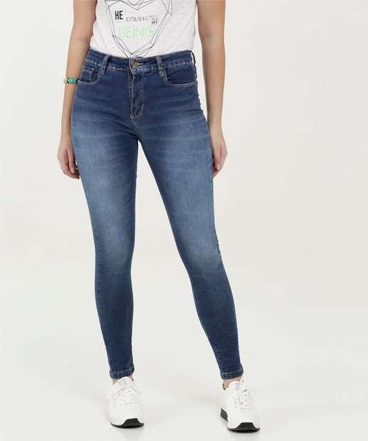 Image_Calça Feminina Jeans Skinny Stretch Sawary