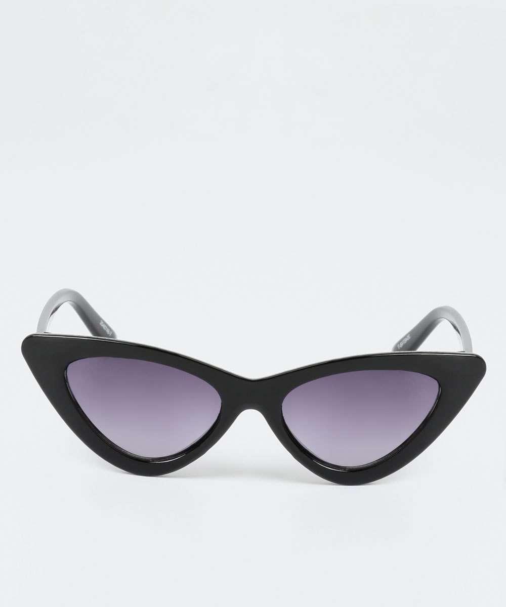 Óculos de Sol Feminino Vintage Gateado Marisa