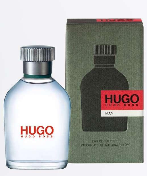 Image_Perfume Masculino Hugo Hugo Boss Eau de Toilette - 125ml