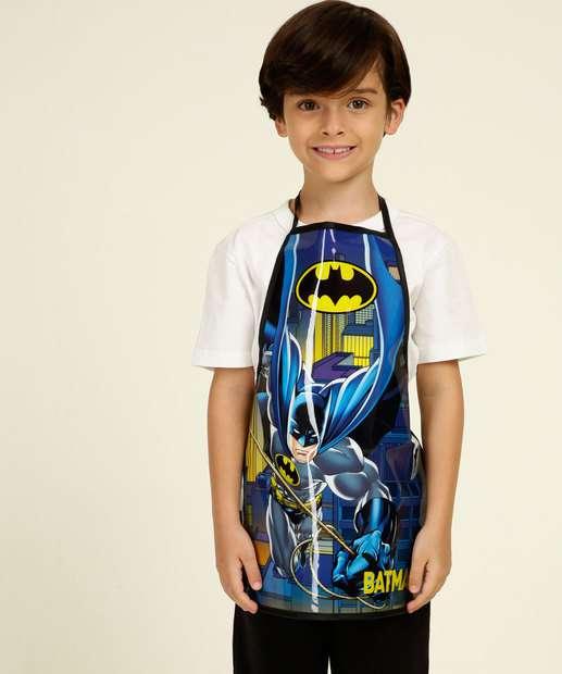 Image_Avental Infantil Estampa Batman Liga da Justiça