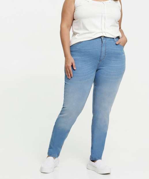 Image_Calça Skinny Plus Size Feminina Five Jeans