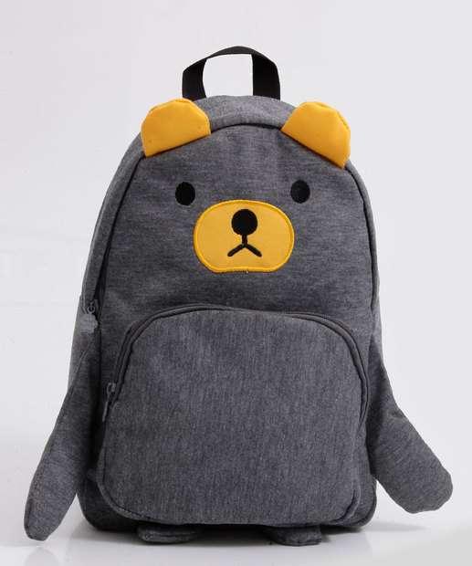 Image_Mochila Infantil Unissex Escolar Urso Clio