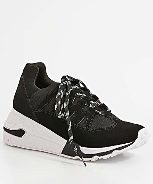 Image_Tênis Feminino Sneaker Plataforma Zatz