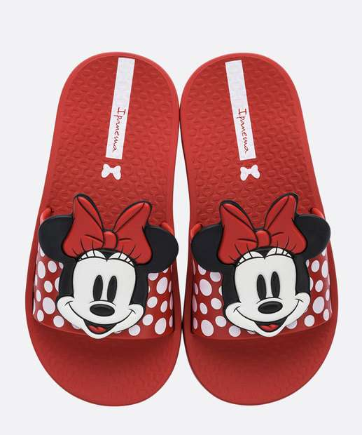 Image_Chinelo Ipanema Infantil Estampa Minnie