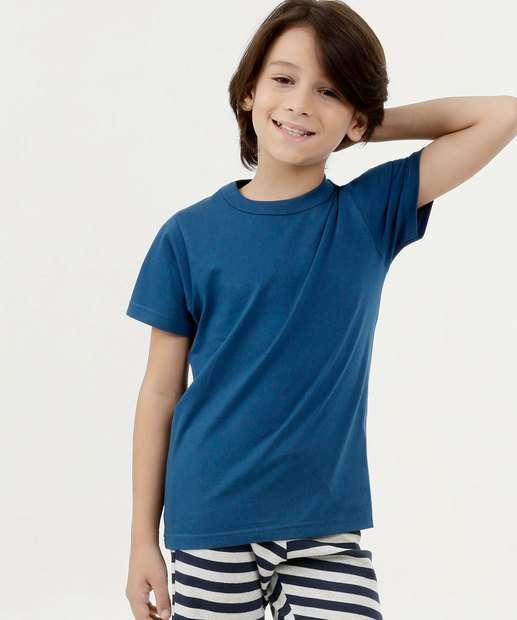 Image_Camiseta Infantil Básica Manga Curta