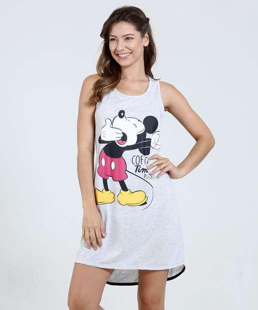 Image_Camisola Feminina Regata Mickey Disney