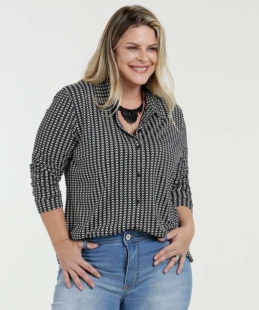 Image_Camisa Feminina Estampada Plus Size Marisa