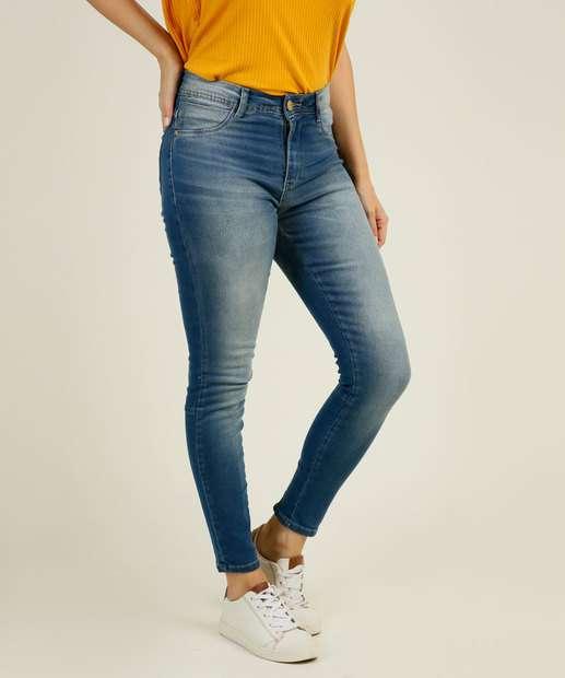 Image_Calça Skinny Feminina Zune Jeans