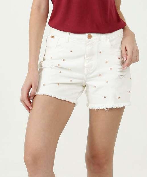 Image_Short Jeans Destroyed Feminino Tachas Marisa