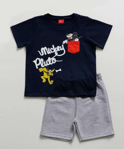 Image_Conjunto Infantil Estampa Mickey Pluto Disney