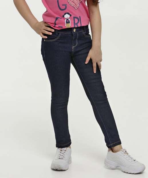 Image_Calça Infantil Jeans Stretch Skinny