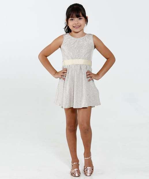 Image_Vestido Infantil Lurex Regata Marisa