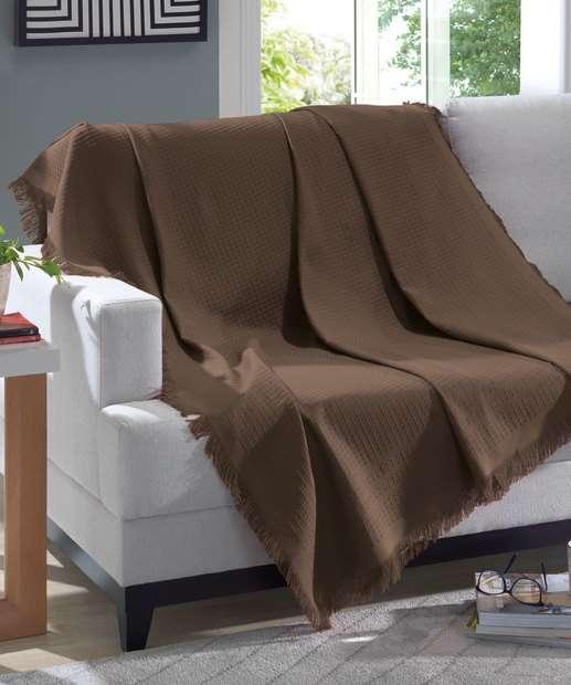 Image_Manta Para Sofá Textura Algodão Marrocos Döhler