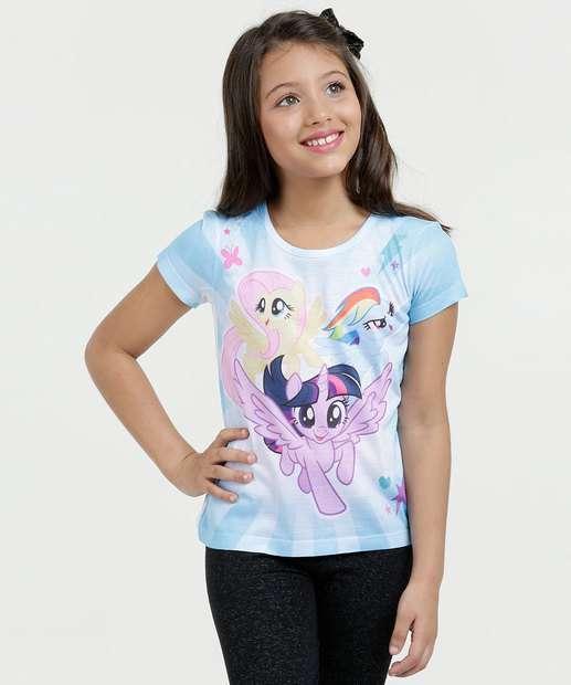 Image_Blusa Infantil Estampa My Little Pony Hasbro
