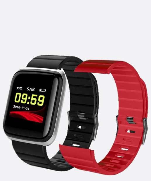 Image_Kit Relógio Smartwatch Unissex Tuguir 11788