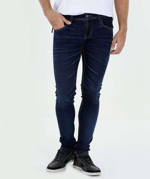 Image_Calça Masculina Jeans Skinny Sawary