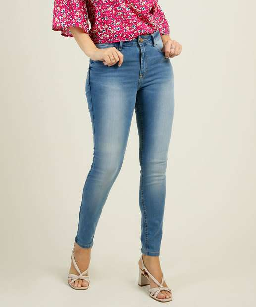 Image_Calça Feminina Skinny Zune Jeans