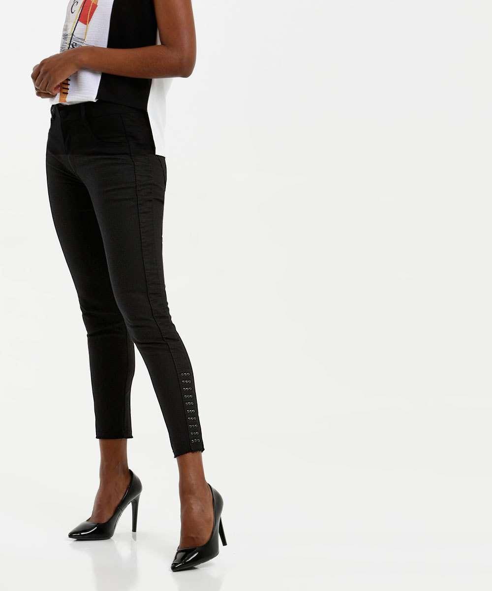 Calça Feminina Sarja Skinny Biotipo