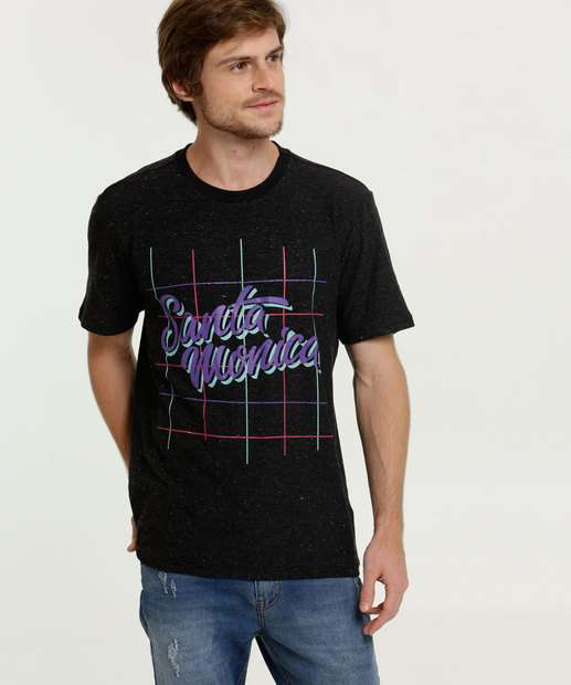 Image_Camiseta Masculina Botonê Estampa Frontal MR