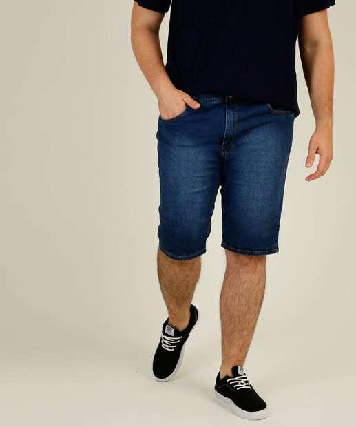 Image_Bermuda Masculina Jeans Plus Size Razon