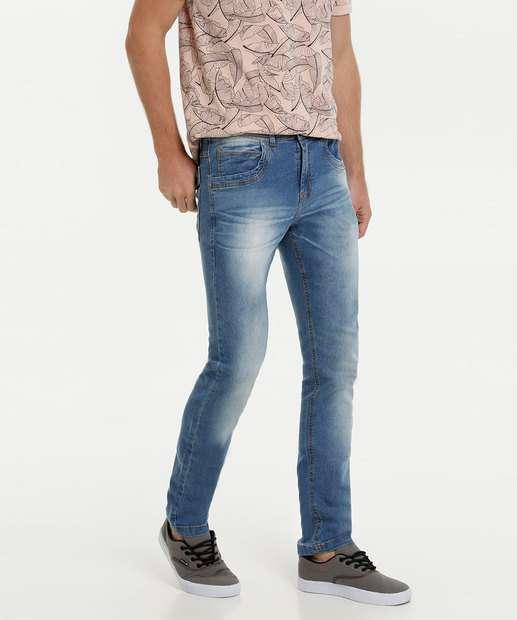 Image_Calça Masculina Skinny Stretch Zune Jeans
