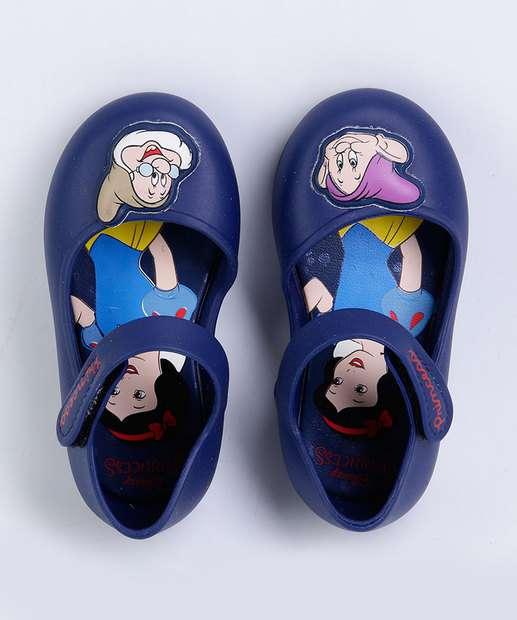 Image_Sapatilha Infantil Branca de Neve Grendene Kids