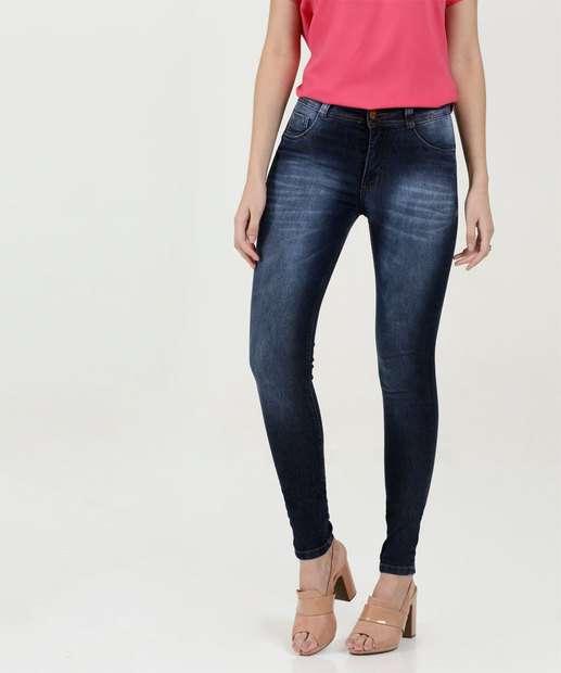 f7fe3acaa Calça Feminina Jeans Skinny Stretch Biotipo
